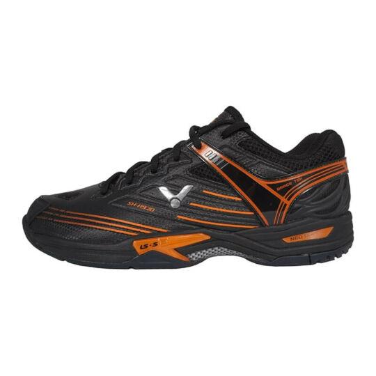 Victor SH-A920 C férfi tollaslabda cipő, squash cipő (fekete-narancssárga)
