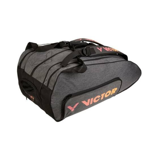 Victor 9030 Multithermobag gradient tollaslabda táska, squash táska (szürke)