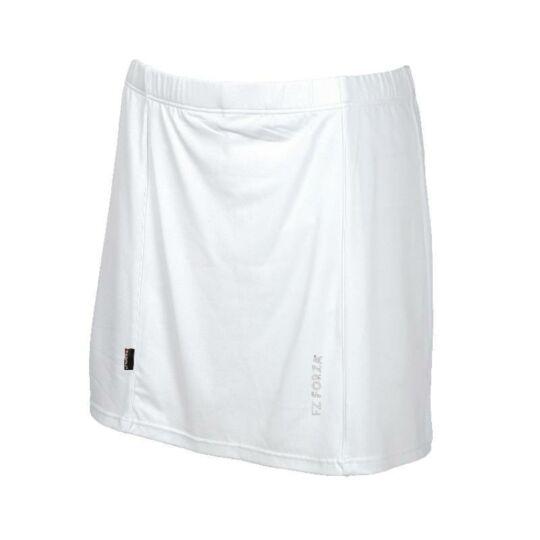 FZ Forza Zari női tollaslabda, squash szoknya (fehér)
