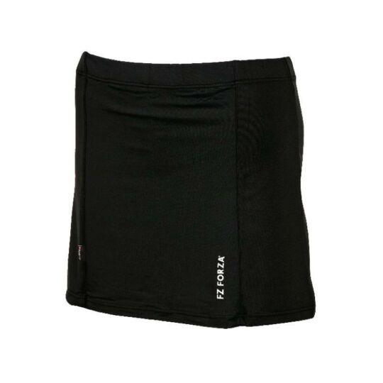FZ Forza Zari Jr. gyerek tollaslabda, squash szoknya (fekete)