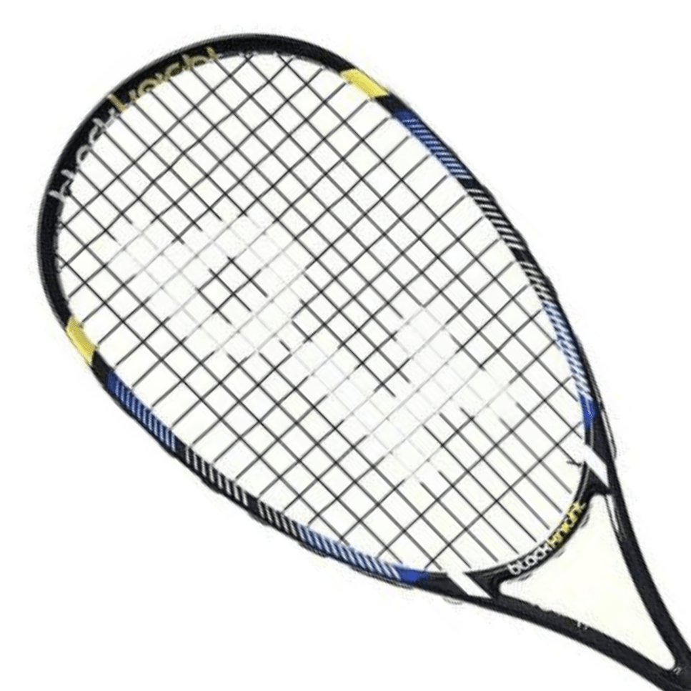 Black Knight Hex Phenom Squash Racket - Black Knight Squash Rackets - Pesti  Sport  e41e050fcd